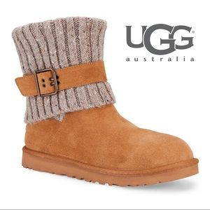NEW UGG Cambridge Chestnut Boots